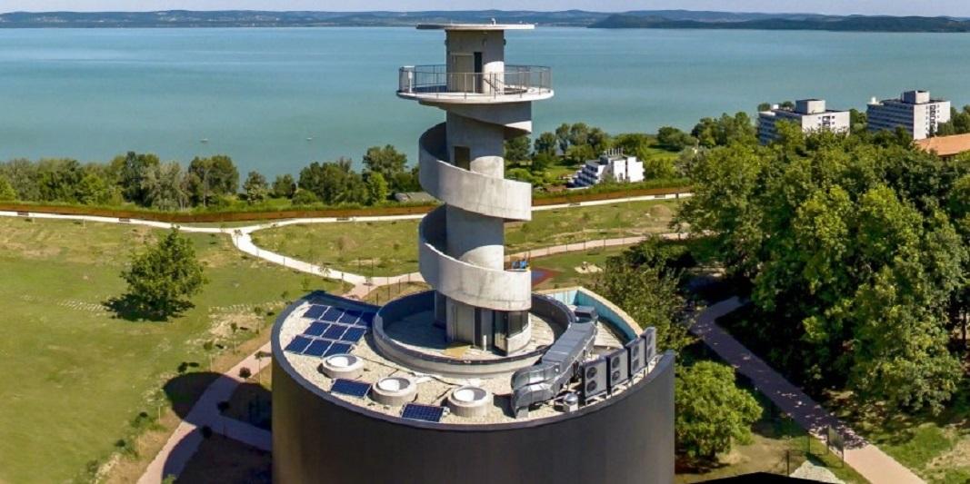 Balatonföldvár lookout tower